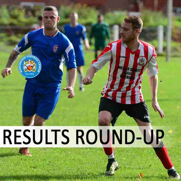 Results Round-Up - 14.10.17