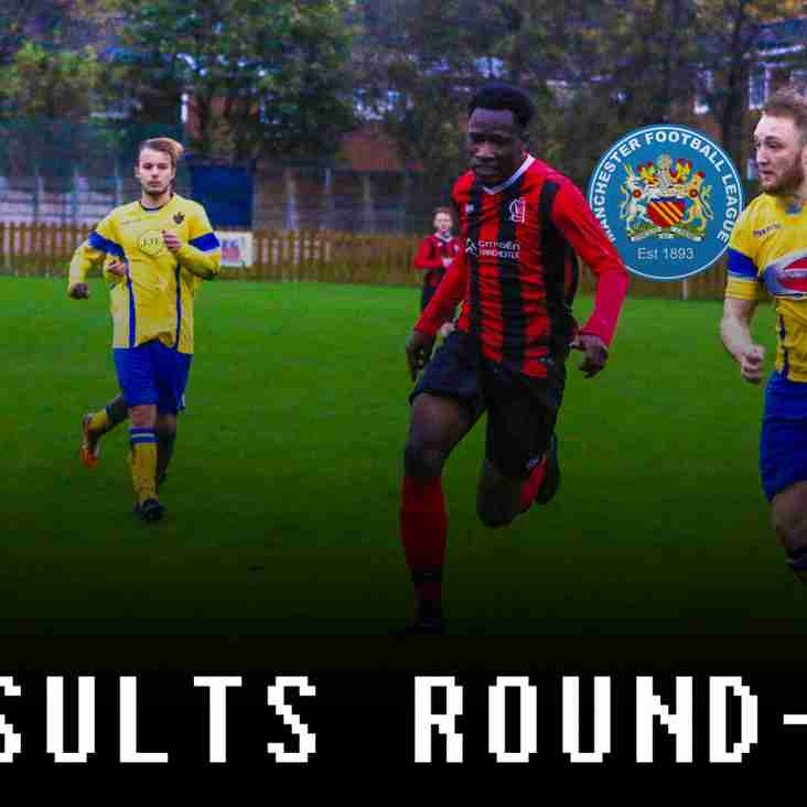Results Round-Up - 28.10.17