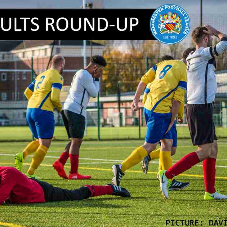 Results Round-Up - 04.11.17