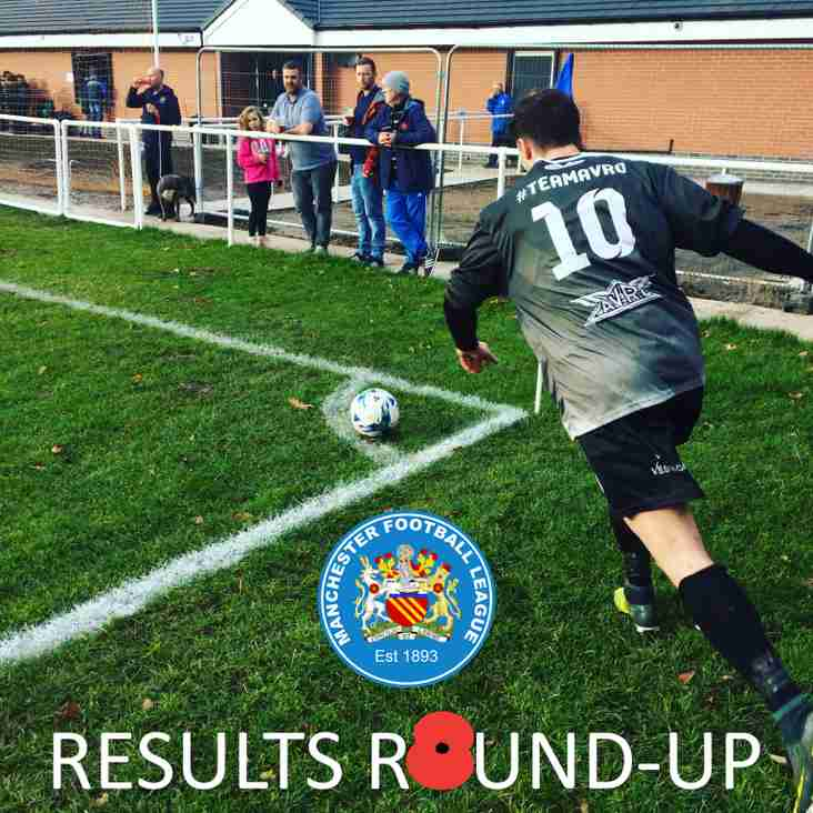 Results Round-Up - 11.11.17