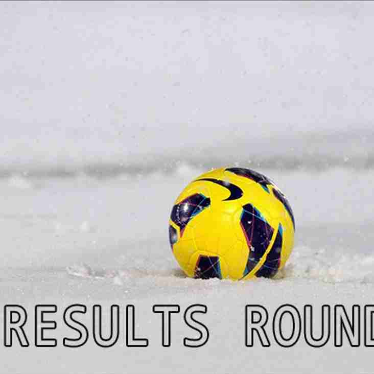Results Round-Up - 09.12.17