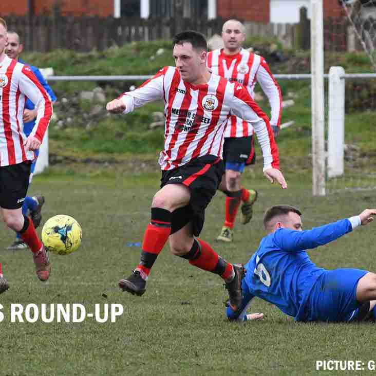 Results Round-Up 24.03.18