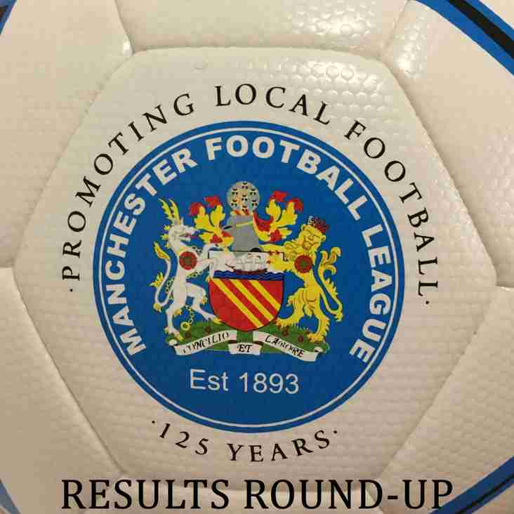 Results Round-Up - 14.04.18