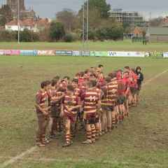 Hereford Colts 13  V Malvern Colts 32 - Malvern Into Last 16 Of National Colts Competition