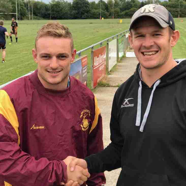 Tom Hale Named As Malvern RFC 1st XV Captain