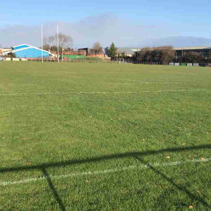 Pitches Thawed Out Near  Perfect Conditions