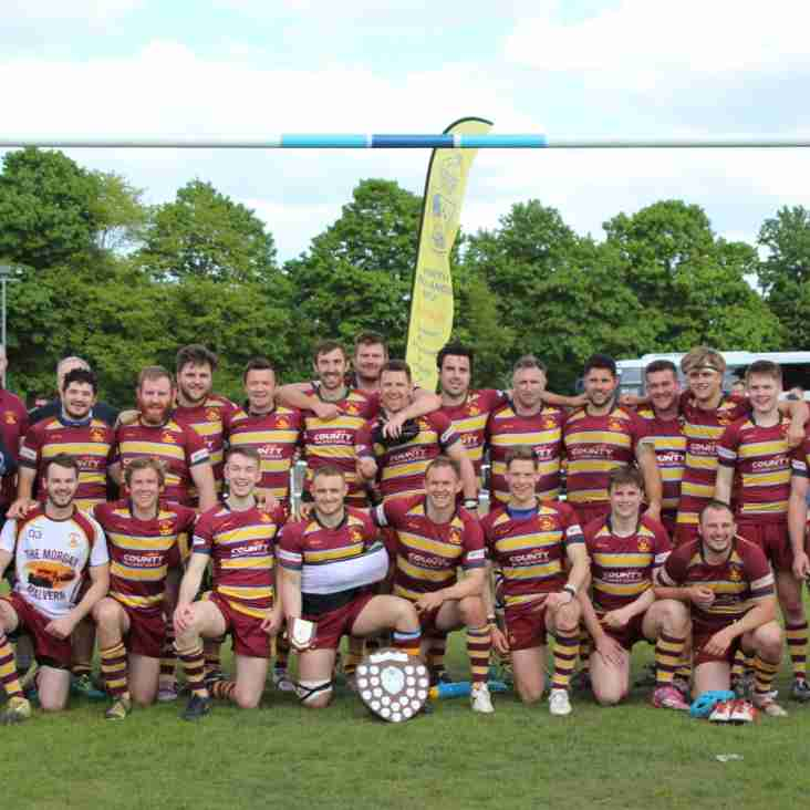 Malvern v Luctonians 3pm Saturday 11th August 2018 at Malvern College