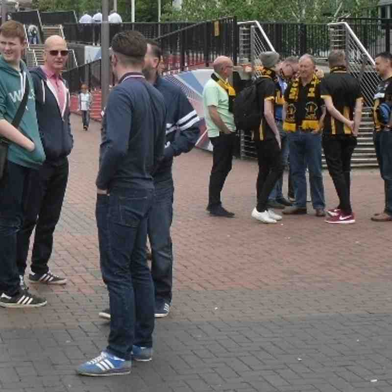2016 Wembley Day Out