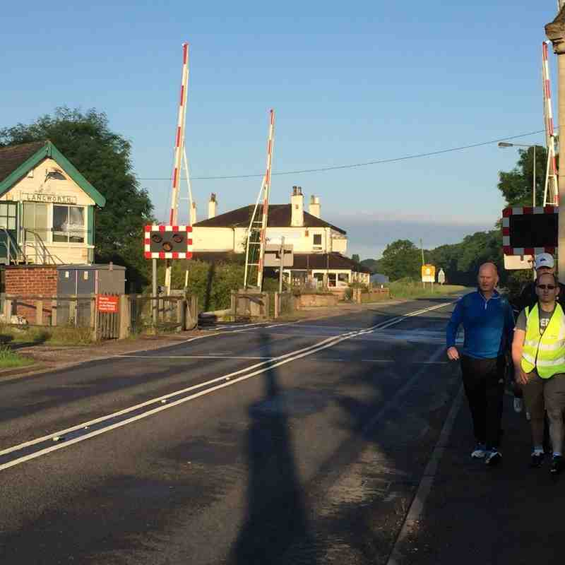 Lincoln to Skegness Walk 2016
