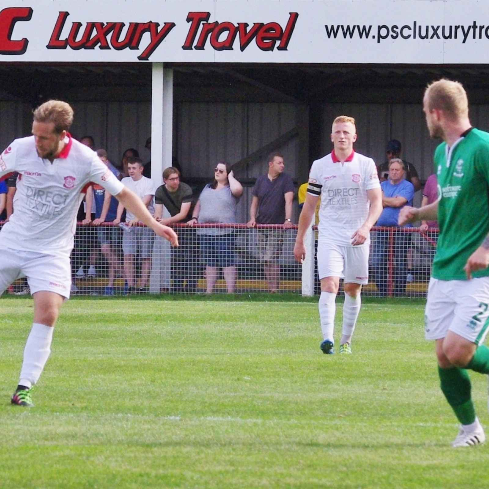 INJURIES FORCE A CANCELLED TRIP TO WHITLEY BAY