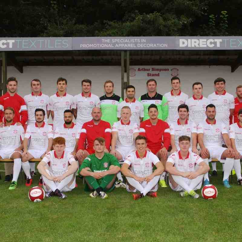 2016-17 - Lincoln Utd 1st Team