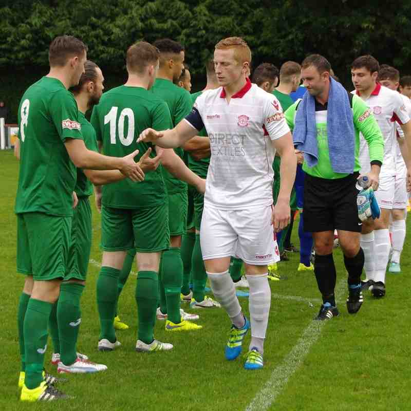 Lincoln Utd v Bedworth Utd - 10-9-16