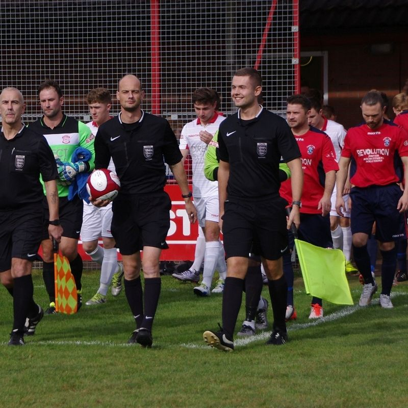 Lincoln Utd v Rugby Town - 24-9-16