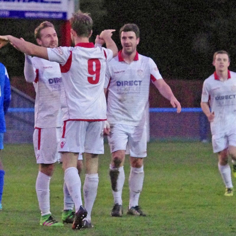 EMPHATIC FIRST AWAY LEAGUE VICTORY