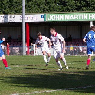 UNITED CLINCH A GOOD DAY FOR LINCOLN
