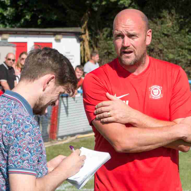Sam's thoughts on 3-1 defeat to Leek Town