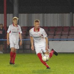 Lincoln Utd U21s v Lincolnshire County - 15/09/17