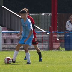 Lincoln Utd U18s v Appleby Frodingham - County Cup - 17/09/17