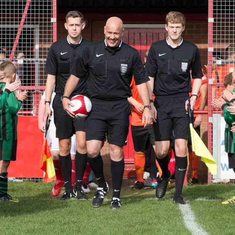 Lincoln Utd v Kidsgrove Athletic - 30/09/17
