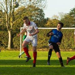 Caythorpe & Fulbeck v Lincoln Utd U18s - 05-11-17