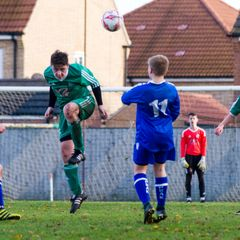 Rustons Sports U14s v Lincoln Utd U14s - 19/11/17