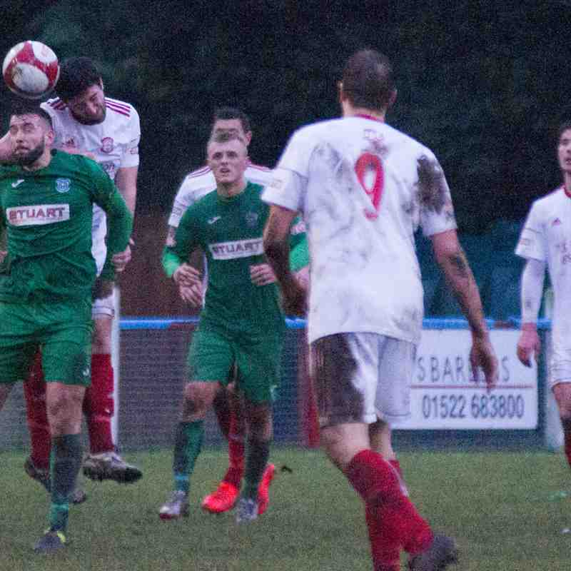 Lincoln Utd v Bedworth Utd - 03/02/18