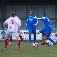 Lincoln Utd v Gresley FC -17/02/18