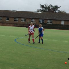 Tcs ladies vs Burnham 5-0 win 18.10.14