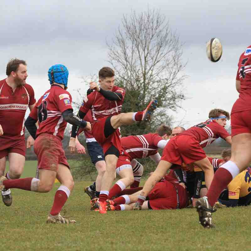 2nd XV v Oxford Harlequins ii