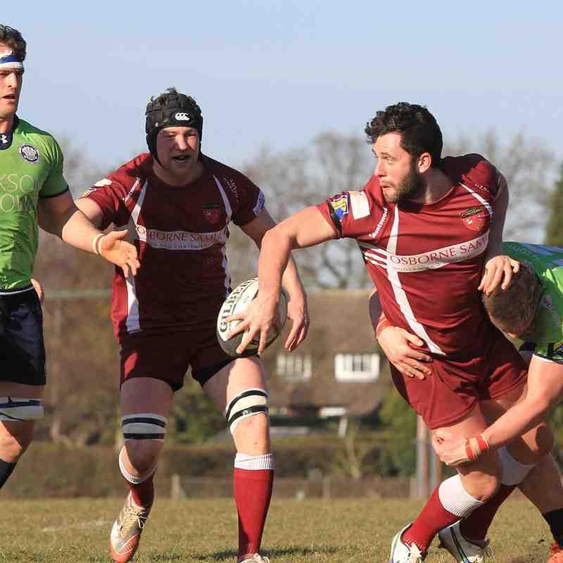 1st XV v East Grinstead