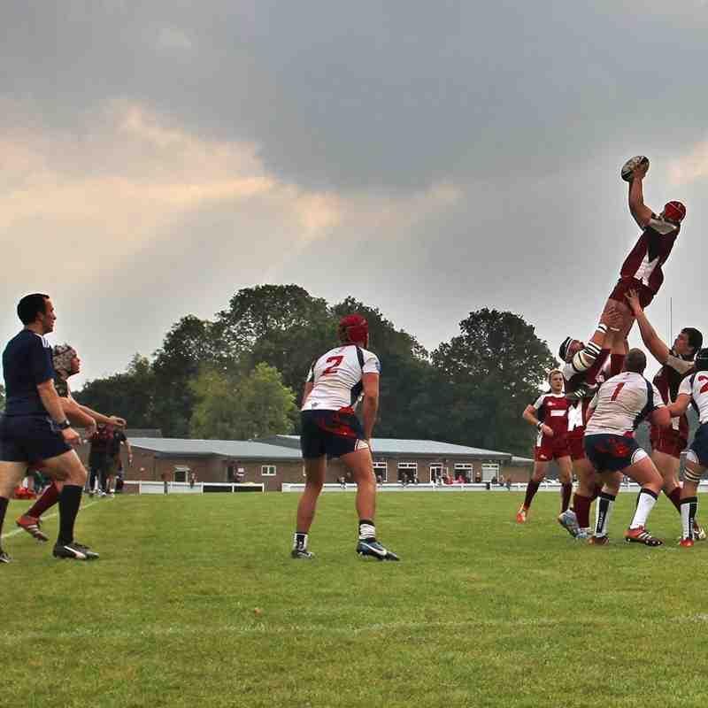 1st XV v cs rugby 1863