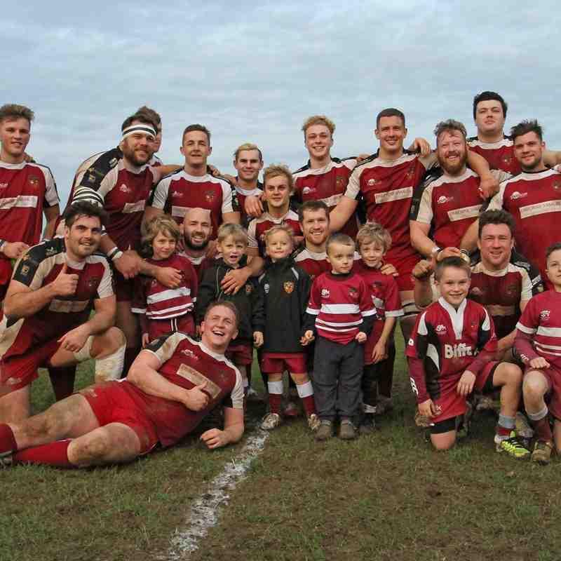 1st XV v Chingford