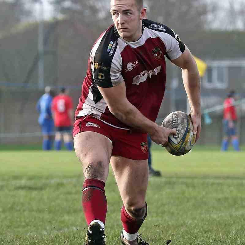 1st XV away @ CS Rugby 1863
