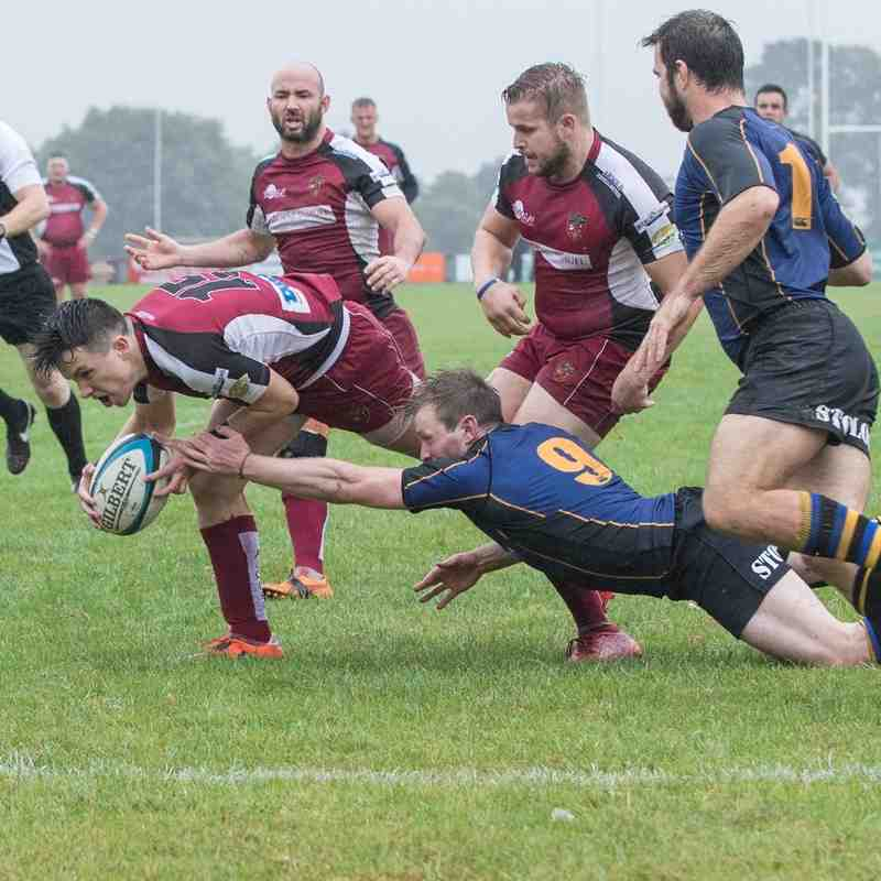 1st XV away @ Hertford