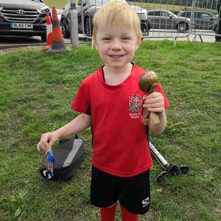 First U6s Session of the Season