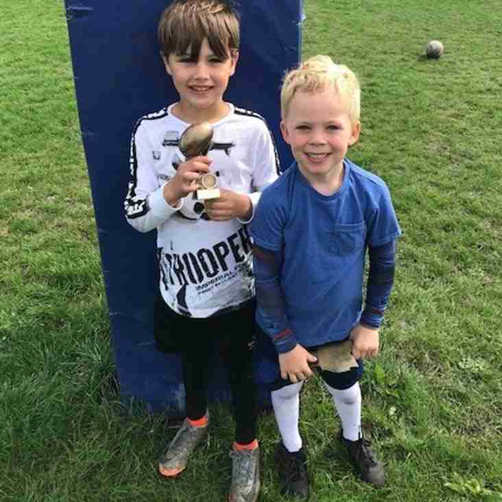 U6s Update from 9th September