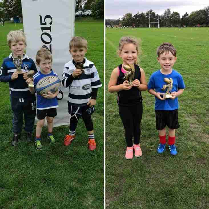 Micros and U6s Update from 16th September