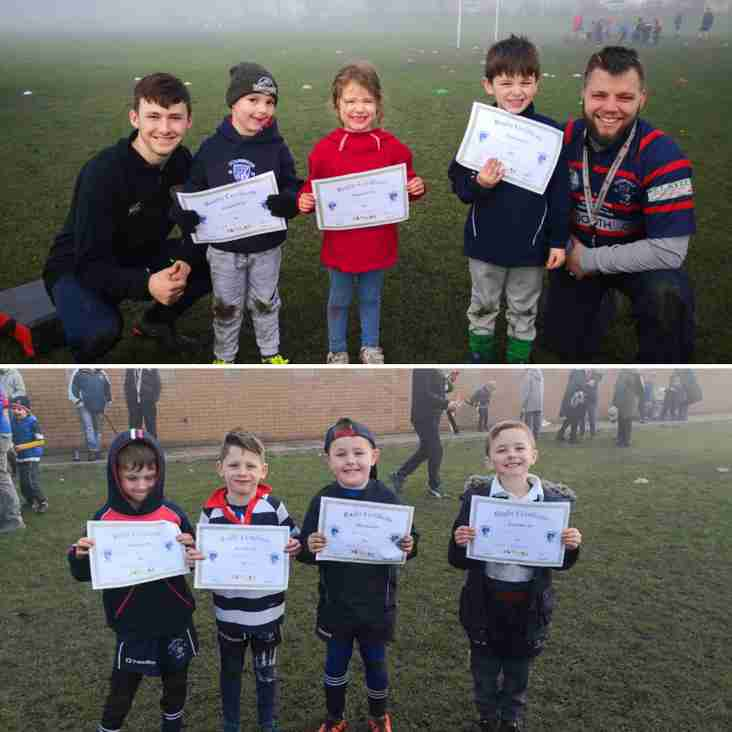 Micros and U6s Update from 24th February
