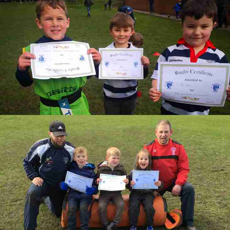 Micro's and U6's update from 10th March