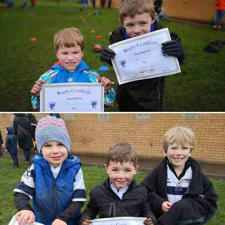 Micro's and U6's update from 3rd March