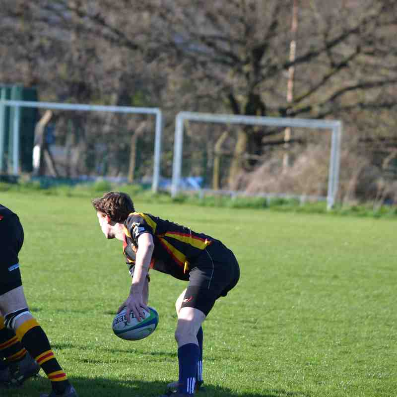 St Leonards vs Five Ways 25-03-2017