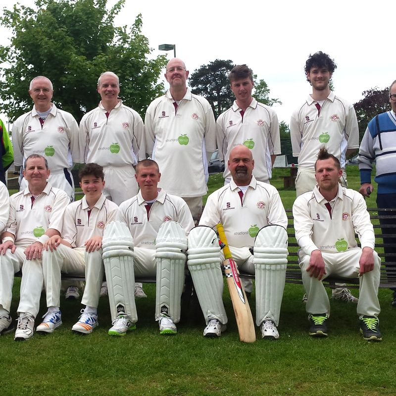 Ebrington 229/8 - 228/7 Shipston on Stour Cricket Club