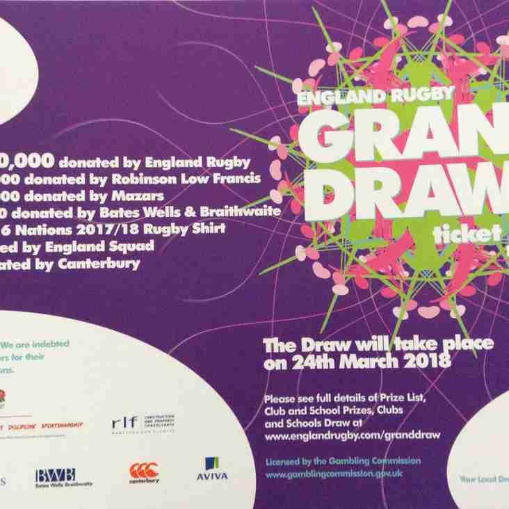 RFU Grand Draw 2017/18