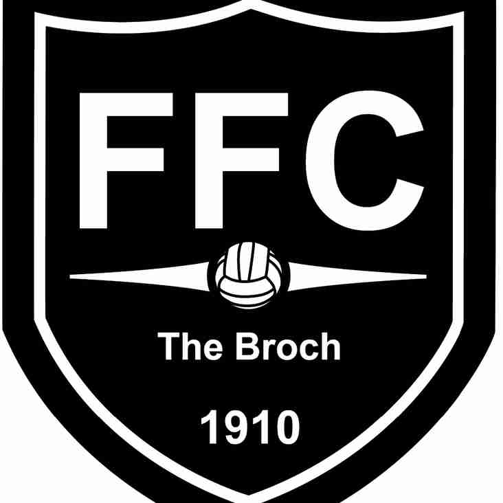Broch at home to Deveronvale in League Cup