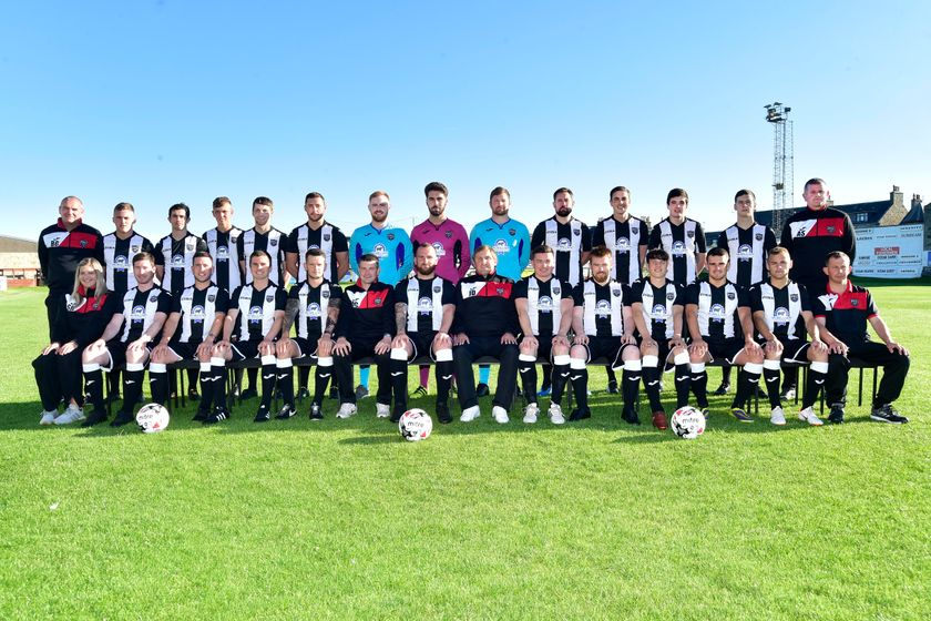 Evening Express Aberdeenshire Cup, Fraserburgh v Huntly, Wednesday 15th August 2018