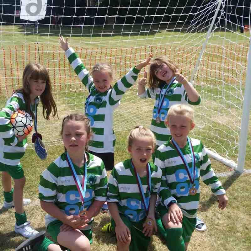 Summer Beds Tournament Winners