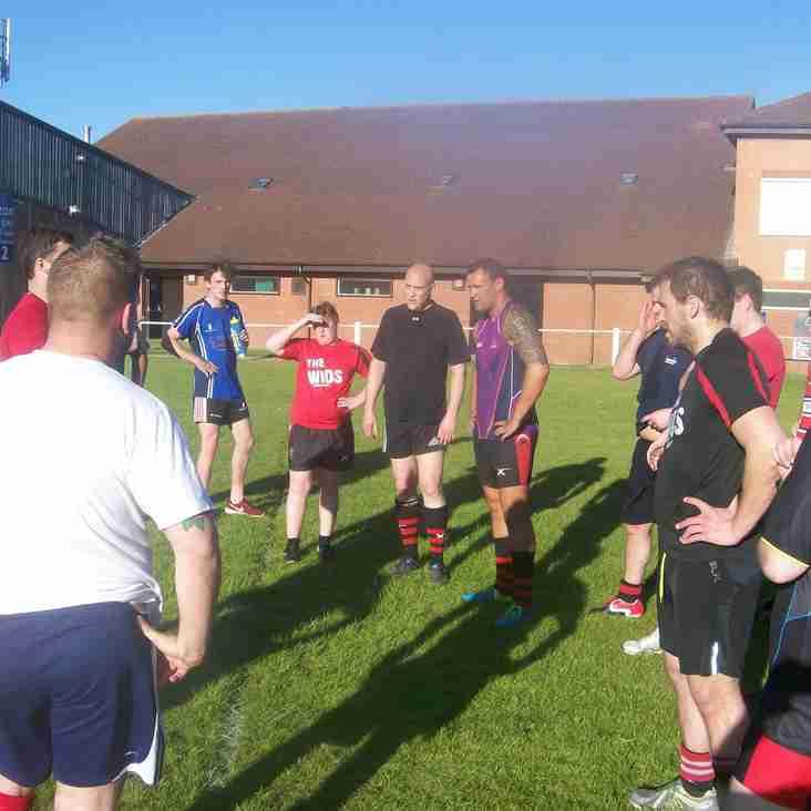 Saturday Morning Training Club