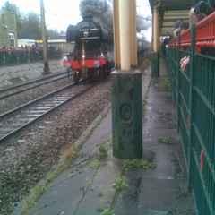 'Brief Encounter' at Carnforth Railway Station