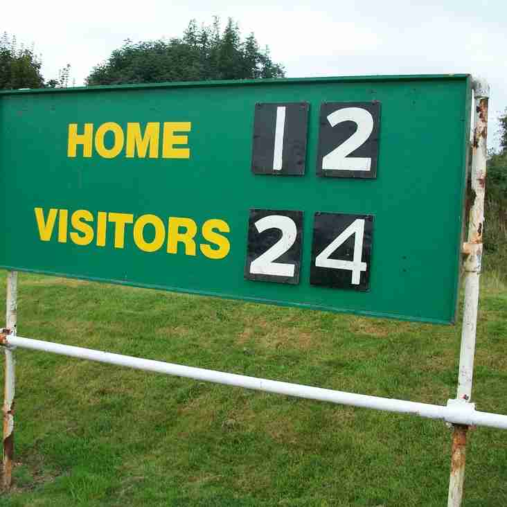 Widnes win at West Park
