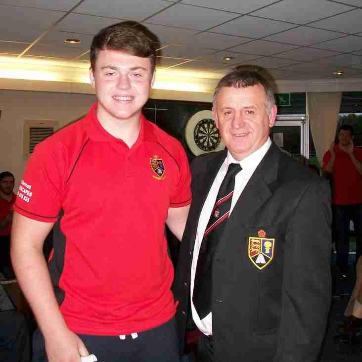 Tom O'Neill Man of the Match